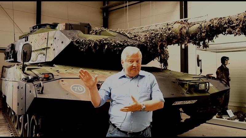 Geschichte(n) aus Stahl (E12): Scharnier zwischen den Generationen? Der Leopard 2 TVM