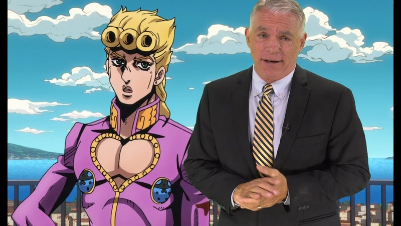 Attention all JoJo fans Giorno Giovanna needs your help