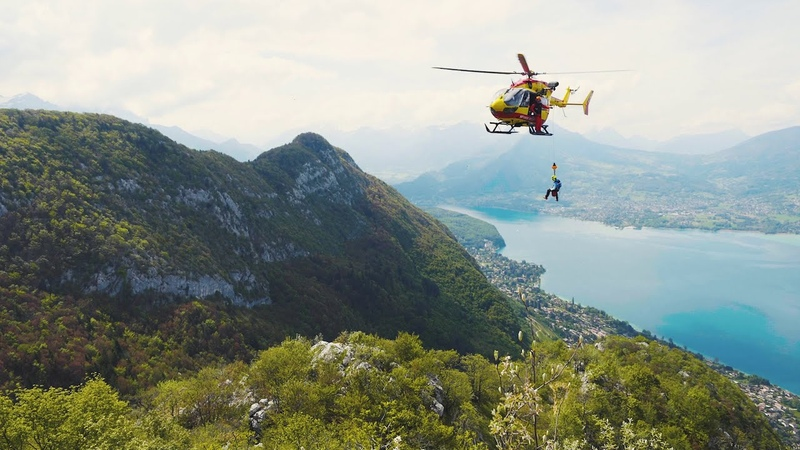 MAESTRO descenders - Technical rescue with Petzl