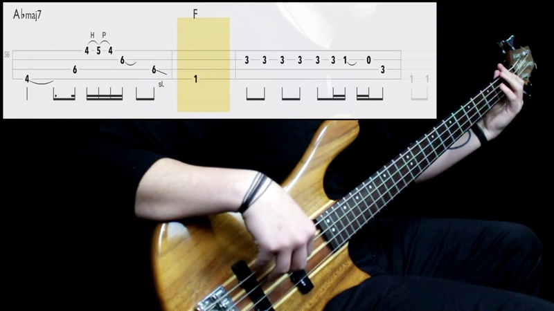Arianne Schreiber The End Of Evangelion Komm Süsser Tod Bass Cover Play Along Tabs In Video
