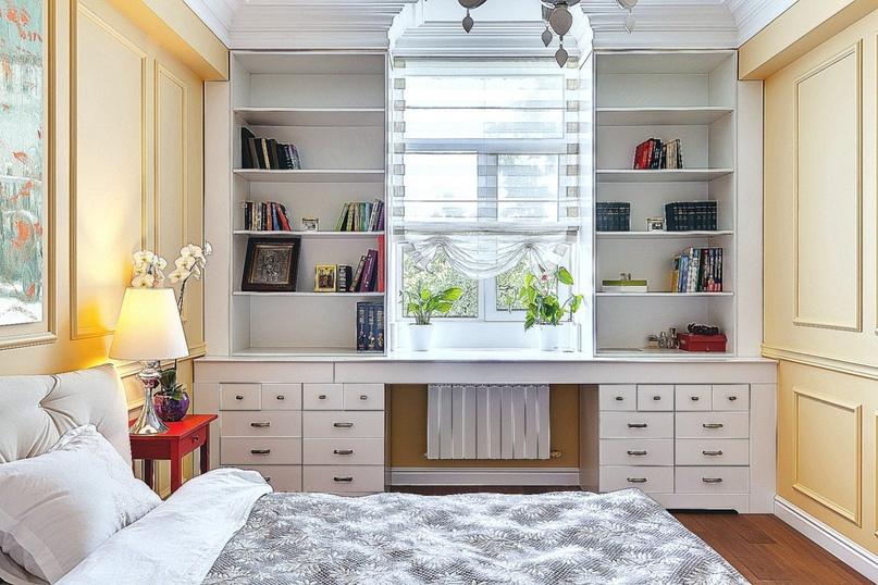 Увеличиваем квартиру при помощи подоконника, изображение №4