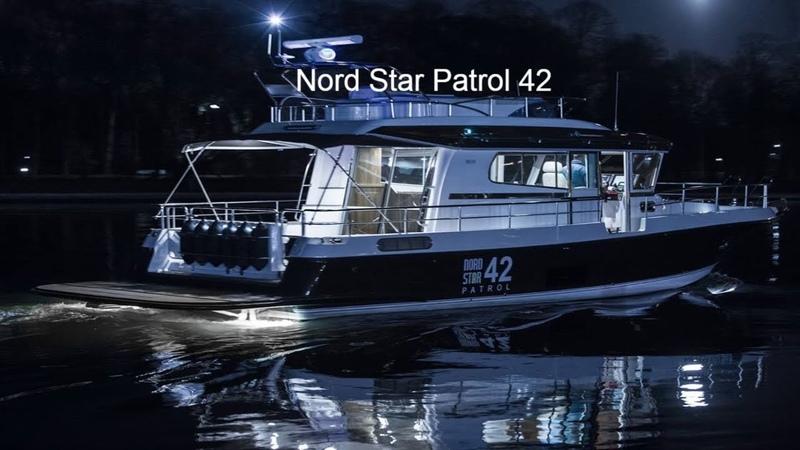 Морская моторная яхта Nord Star 42 Patrol| Хроники продаж