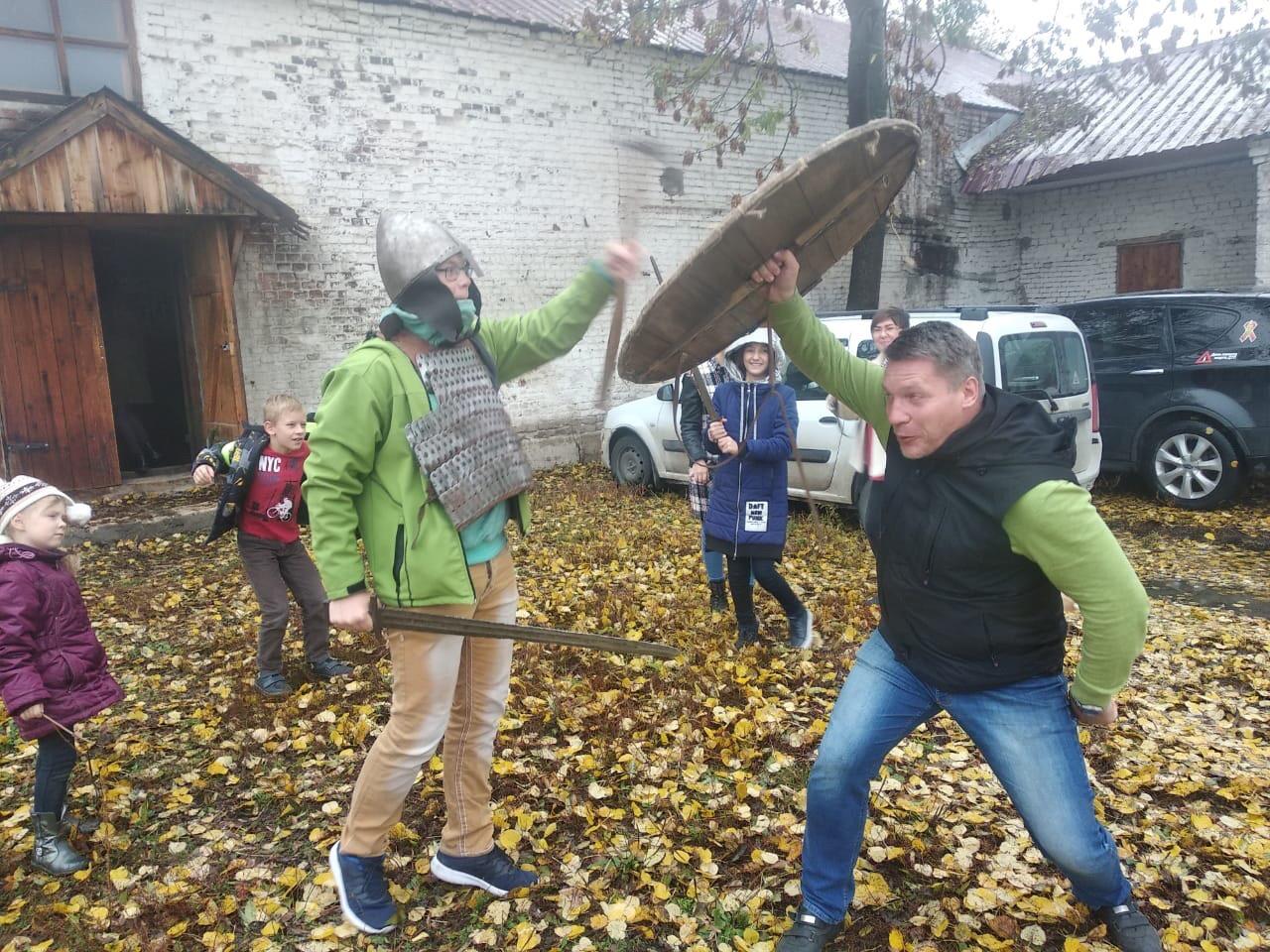 В Ельце можно побывать в «шкуре» средневекового воина — Изображение 2