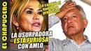 La Usurpadora de Bolivia ¡insulta otra vez! a AMLO y presenta queja ante EU por asilar a Evo