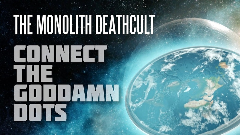 The Monolith Deathcult - Connect The Goddamn Dots (Official Video)