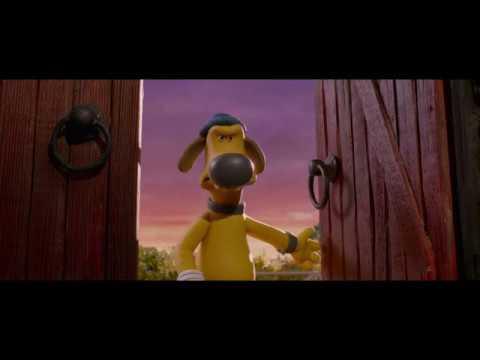 Я за вами слежу отрывок из мультфильма Барашек Шон Фермагеддон
