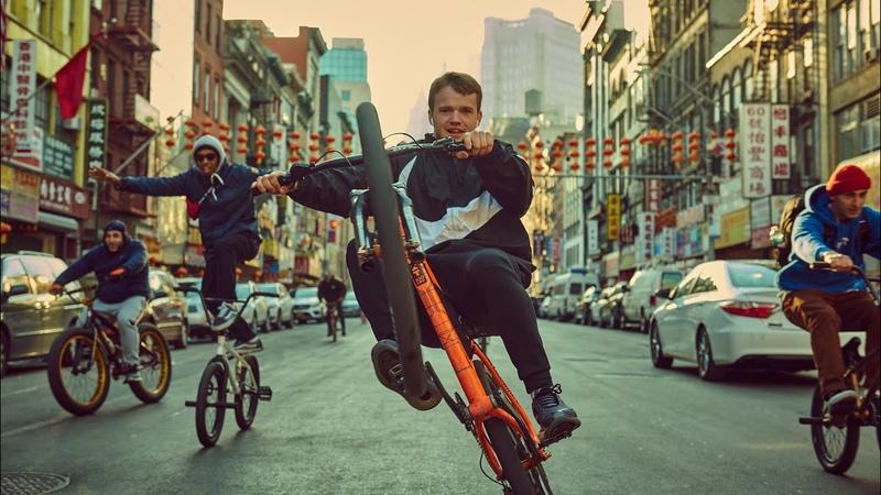 NYC BIKELIFE TRIP   WINTER 2019