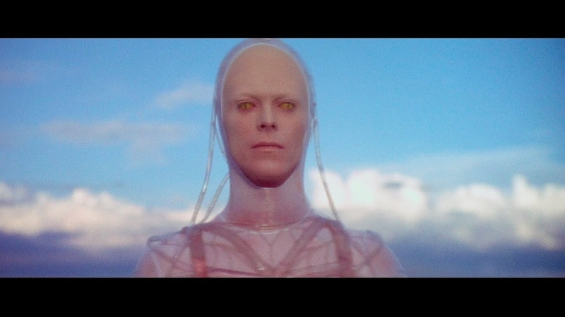 The Man Who Fell To Earth Modern Trailer