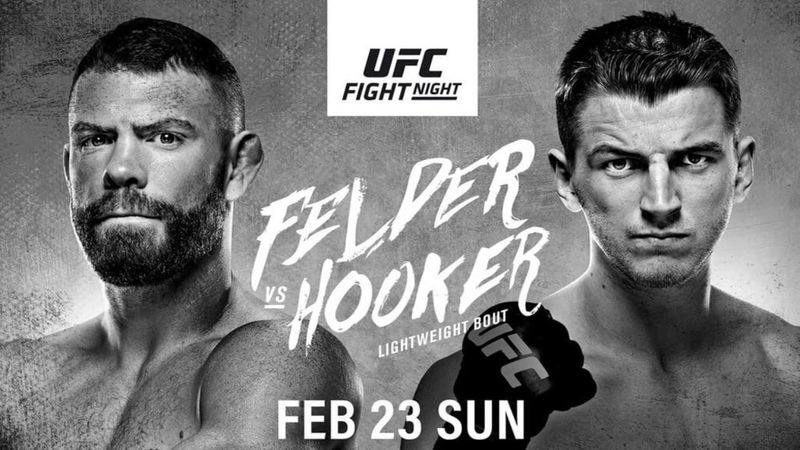 ММА-подкаст №330 - Прогноз на бой UFC on ESPN 26: Felder vs. Hooker