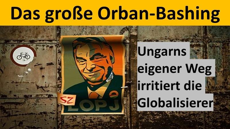 KLARTEXT Warum Politik und Medien auf Ungarn eindreschen