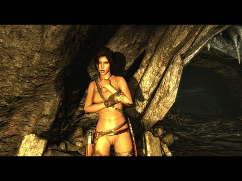 Tomb Raider 2013 Nude mod by ATL BLUE BLOOD v 3 7 2020 SHAVED