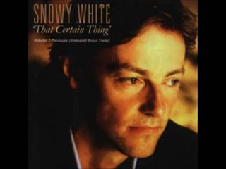 Snowy White - Ill Be Holding ON