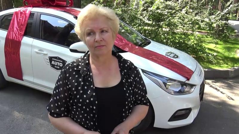 Ирина Покровская-Бирюкова. Интервью на трёхлетии IAC