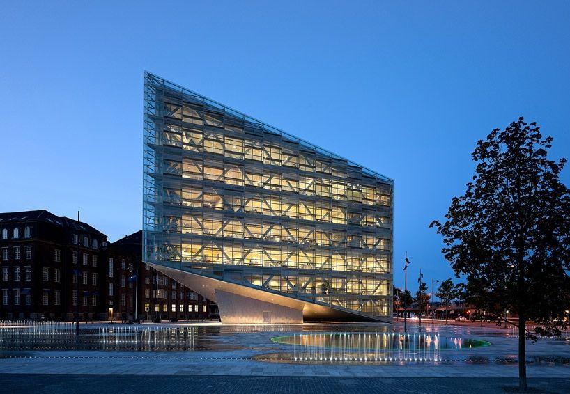 Офисный комплекс «Кристалл» в Копенгагене