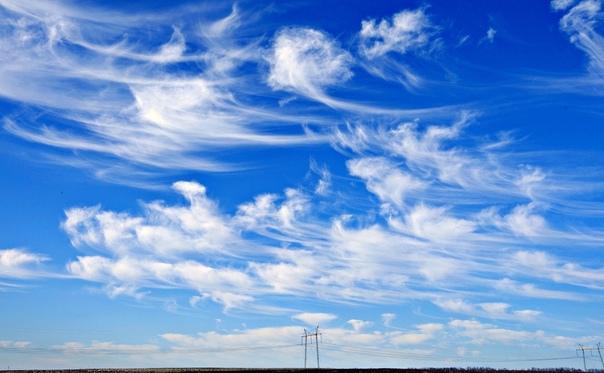 Народные приметы и поверья про облака.