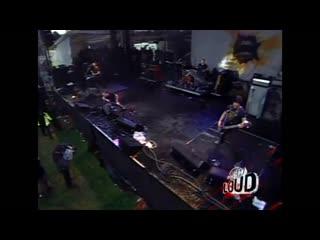 Billy Talent - Live at festival Virgin 2007