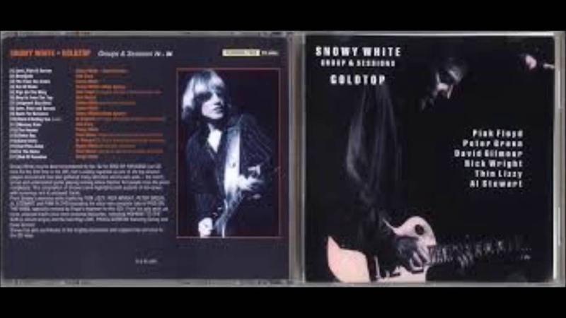 Snowy White - Goldtop: Groups Sessions 1974–1994