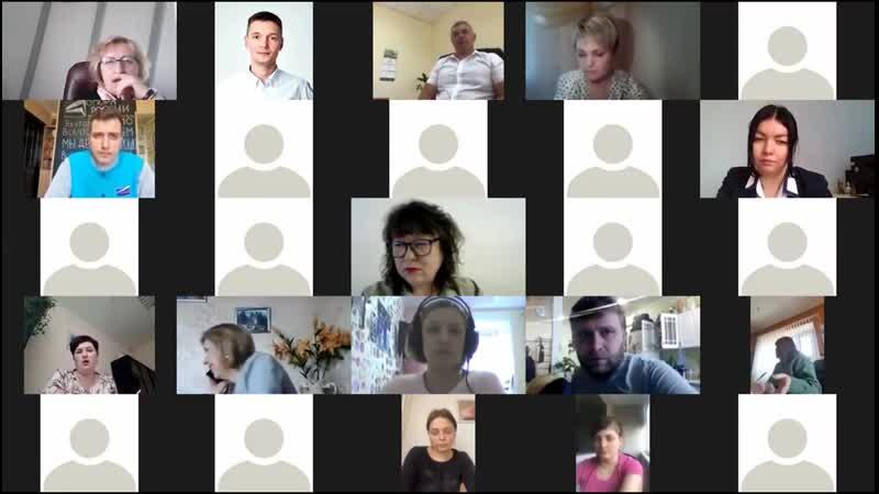 Онлайн конференция Малый бизнес положение дел в г Ялуторовск и Ялуторовском районе