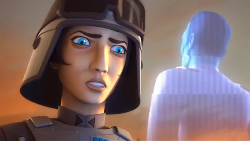Звёздные войны: Повстанцы Родство Star Wars Сезон 4 Серия 7
