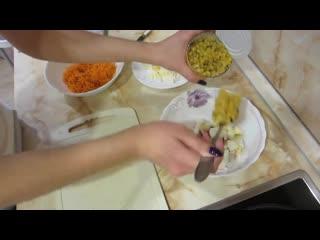 3 быстрых и простых салата, которые готовятся за 15 минут