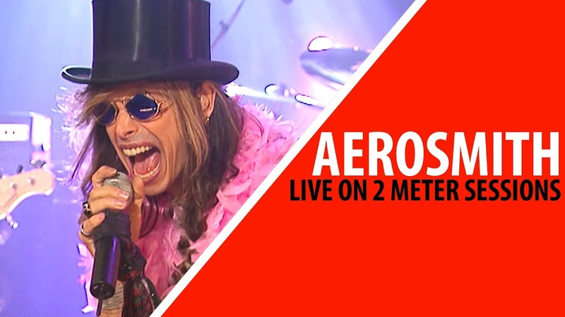 Aerosmith - Pink (Live on 2 Meter Sessions)