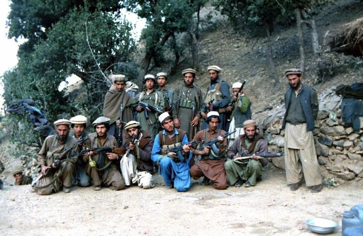 фото афганистанских воин буду ждать