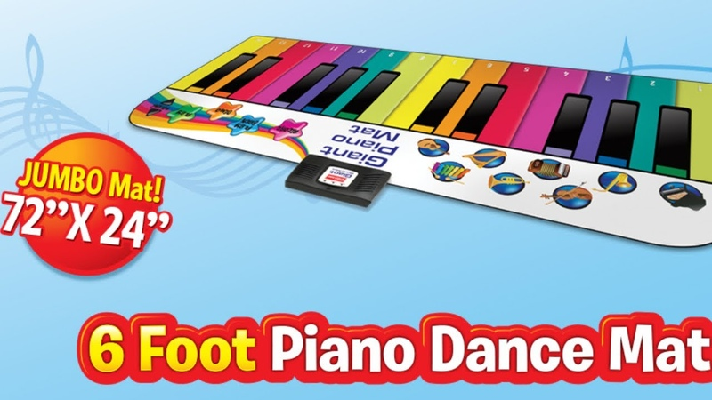 Kidzlane Floor Piano Dance Mat