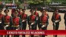 Fuerzas Armadas de países amigos honran 40 años del Ejército de Nicaragua