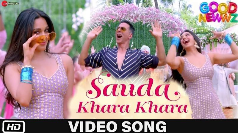 Hai Sauda Khara Khara Full Song - Good Newwz ¦ Akshay Kumar ¦ Kiara Advani ¦New Punjabi Bhangra Song