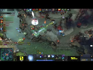 Flytomoon vs team spirit, game 2