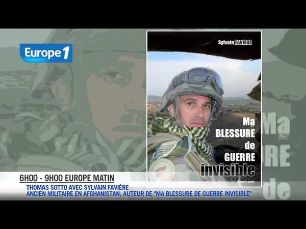 Sylvain Favière, ancien militaire : Je voyais l'Afghanistan partout. J'ai pété un câble