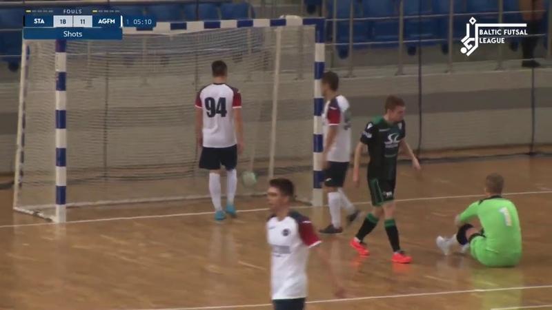 FC Stalitsa AGIO FM 4 5 p Matchday 3 Highlights