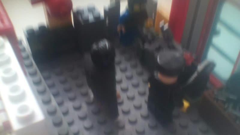 Лего мультик (город странностей) 1 сезон 4 серия (12 )