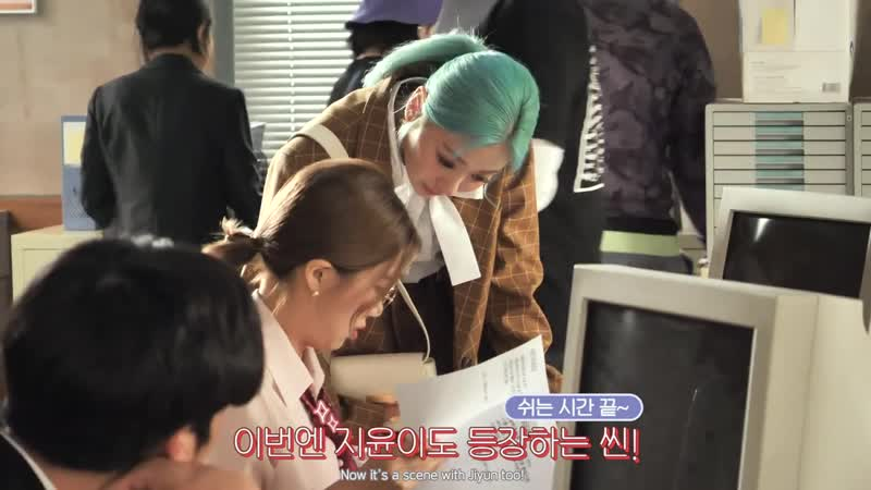 BolsaTV ep 08 Workaholic MV Behind