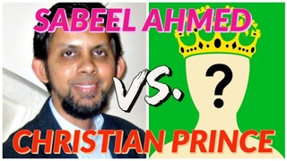 Sabeel Ahmed Gets HUMILIATED by Christian Prince - Muslims Are Permitted to Lie to Defend their Cult