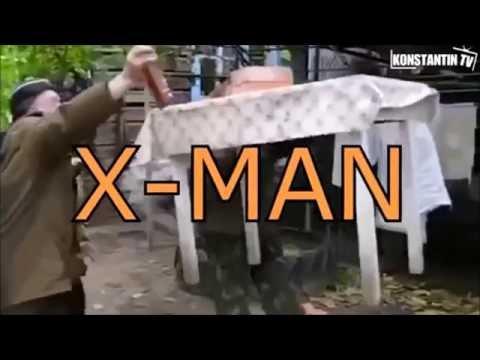 PARODY: Russian X-men (18)