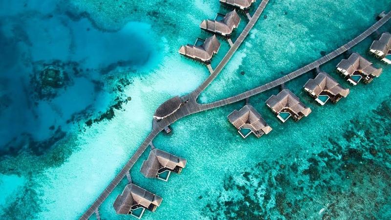 MALDIVES MOST LUXURIOUS RESORT | Jumeirah Vittaveli [4K, drone]