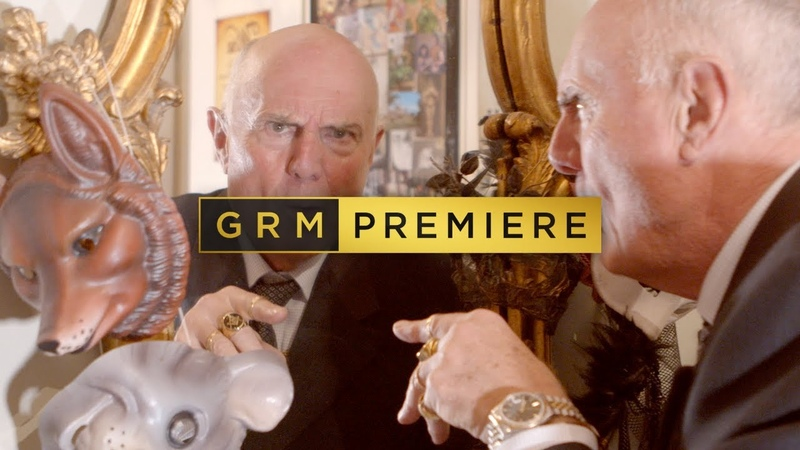 Pete Bas - Windowframe Cypher ft. The Snooker Team [Music Video] | GRM Daily