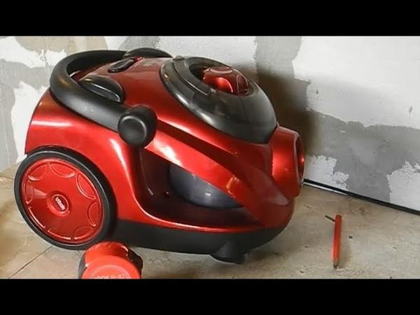 Как отремонтировать колеса у пылесоса