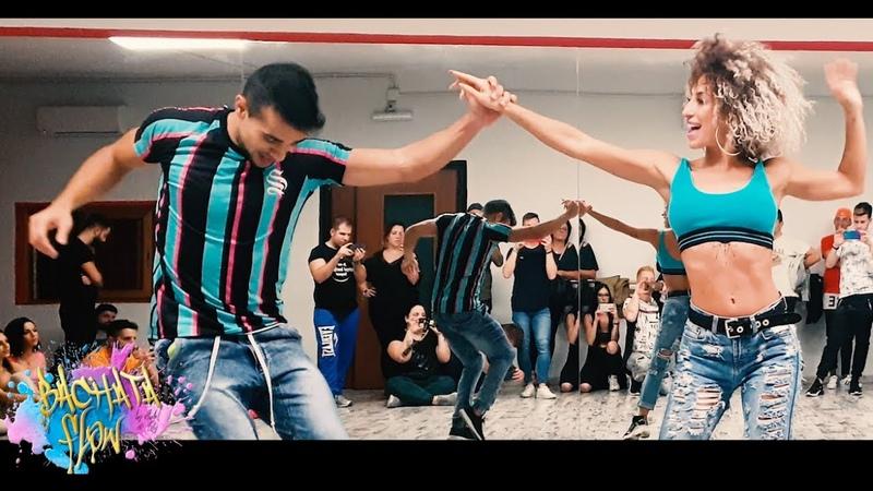 Abdel y Lety Bachata Flow Que pretendes dj husky frank Santos @Dance Evolution Roma