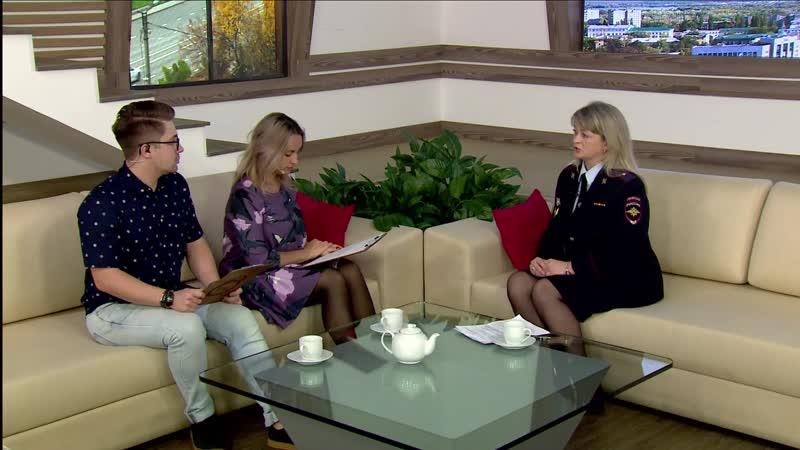 Светлана Александровна Полоскина, начальник отделения по организации оформления заграничных паспортов