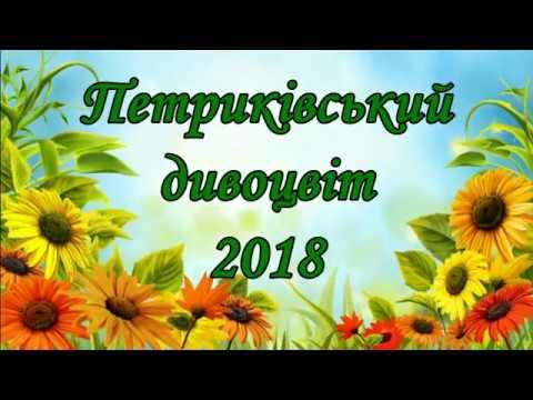 Петриківський дивоцвіт 2018
