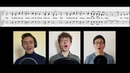 The King's Singers - Down to the River to Pray (Trad., arr. Philip Lawson)