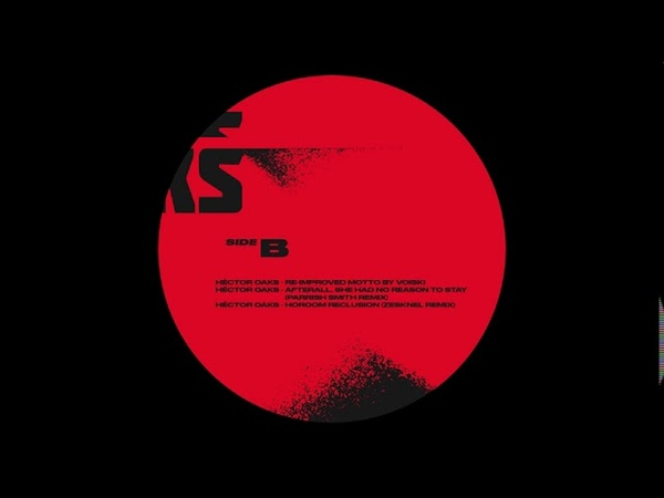 Héctor Oaks Horoom Reclusion Zesknel Remix BASRMX01