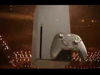 Xbox Series X на презентации AMD с CES 2020