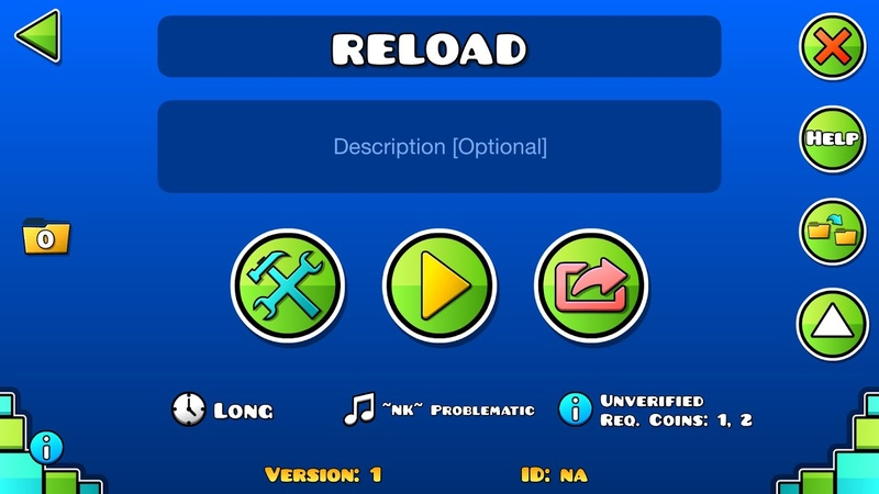 Gameplay RELOAD by me