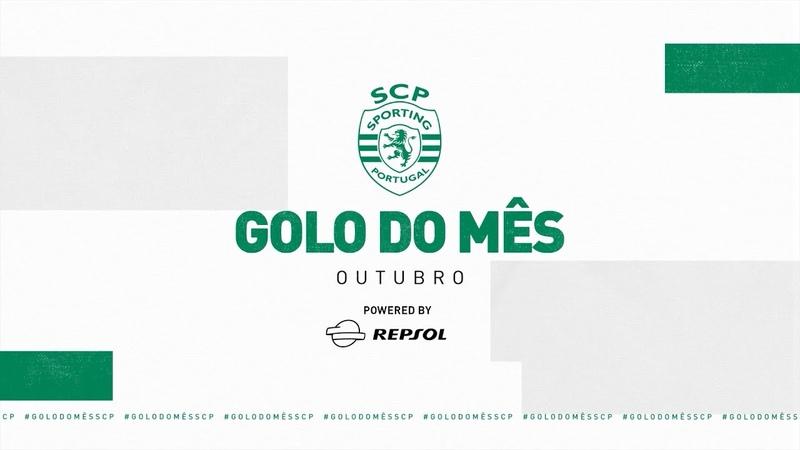 GOLO DO MÊS SCP Outubro