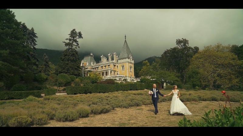 Свадьба в Крыму Виолетта и Валентин