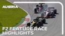 Формула-2 * Гран-при Австрии * Лучшие моменты субботней гонки