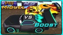 Disney Pixar Cars Fast as Lightning Boost Stage 4 4 vs Miguel Unlocked